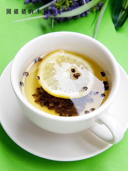 绝明柠檬茶 (淡化黑眼圈,治便秘)-圆猪猪的小厨房