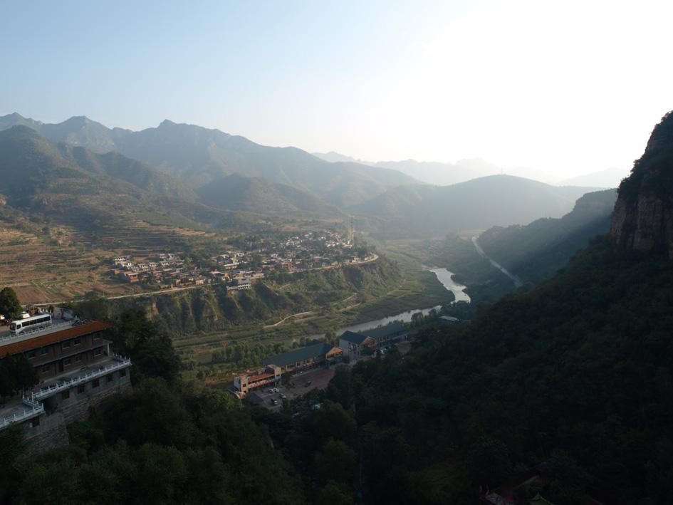 国庆长假出游之四——河南林县红旗渠之旅