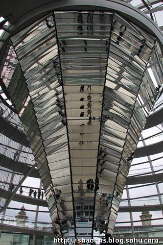 德国国会大厦 - 邵红升建筑师的博客