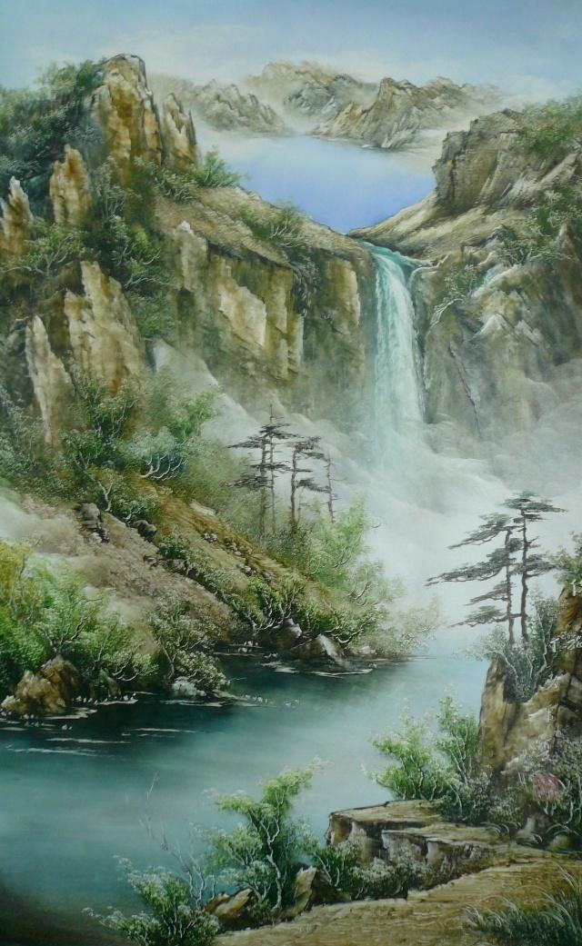 树木质感素描图片