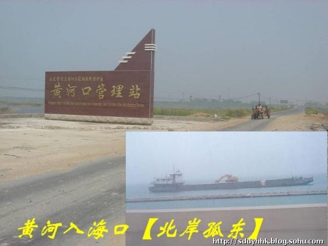 东营黄河入海口,三角洲自然保护湿地,胜利油田 (汽车二日 快乐周边)