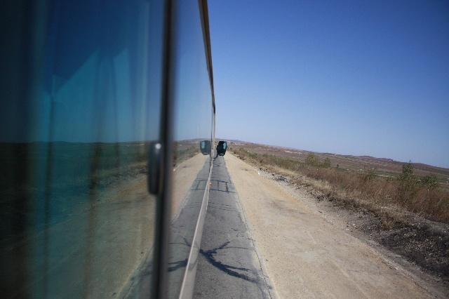 从上海到北京再到乌兰浩特.坐了几十个小时的火车