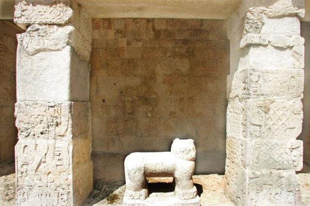 墨西哥之二:世界新七大奇迹之一——奇琴伊查库库尔坎金字塔