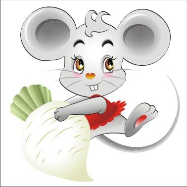 兔牙小老鼠