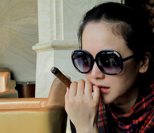 休息时,我的雪茄图片