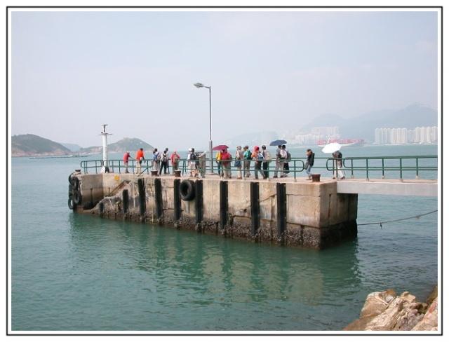 香港离岛-南丫岛风光