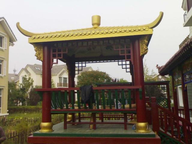 中式仿古别墅