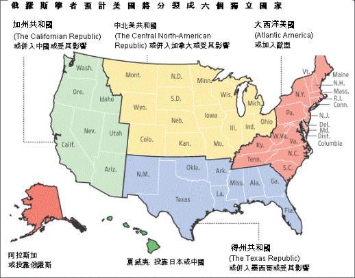 美国的政治经济结构相对比较完善