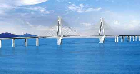 海阳至青岛跨海大桥3月开建