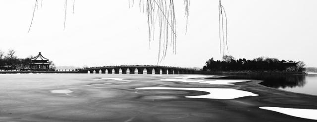 2014蓝色港湾灯光节_雪后颐和园-老凡人-搜狐博客