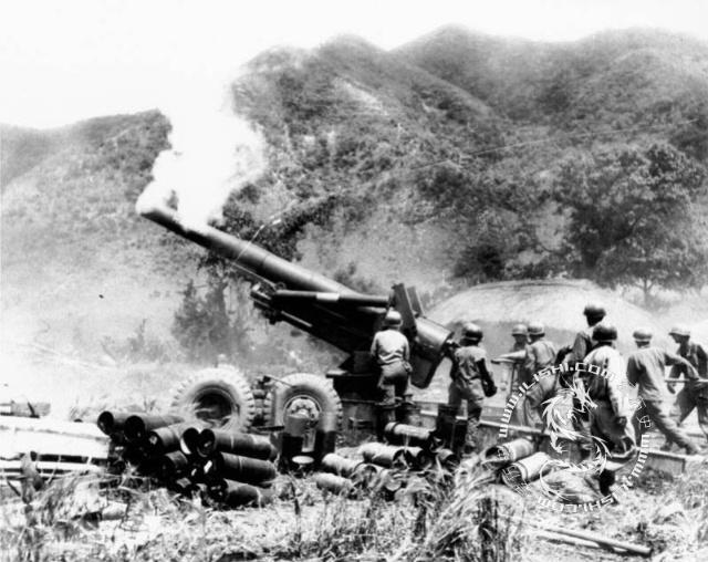 美军记录的——朝鲜战争(组图)