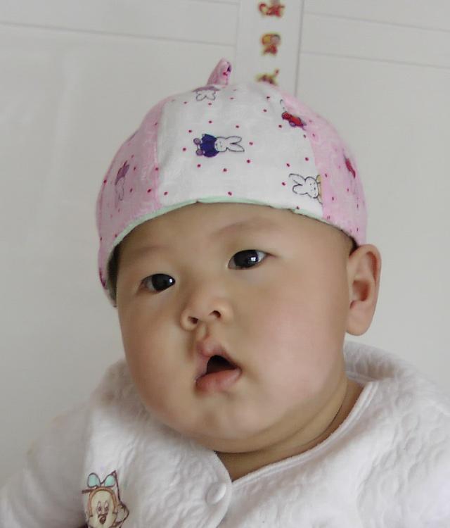 宝宝真可爱动态图片
