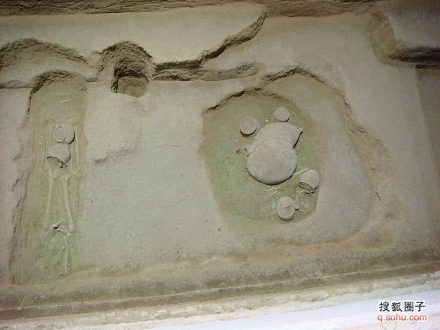 从西安半坡遗址看古代先民的生活