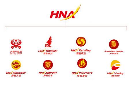 hna海航logo的演变