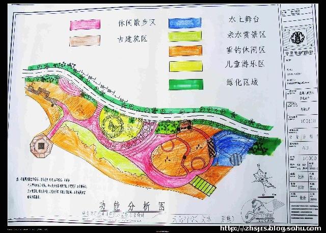 青花瓷手绘墙工作室