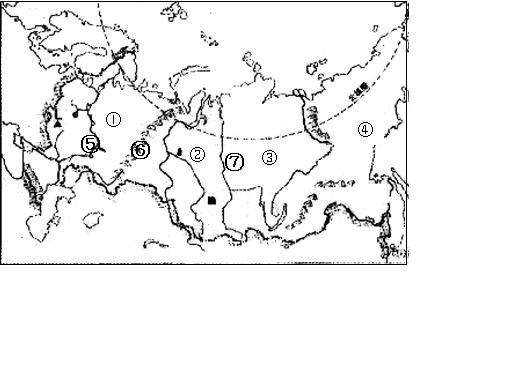 黄河简笔画-下列关于俄罗斯地形的叙述,正确的是 A.中西伯利亚高原