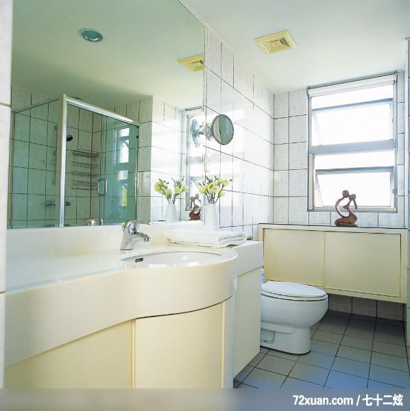 卫浴装修设计效果图展示