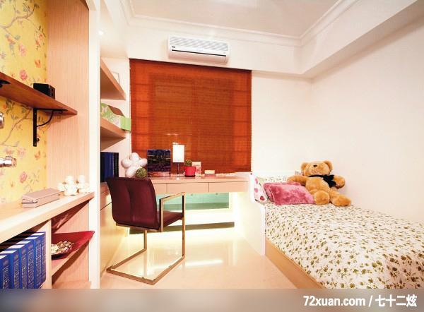 卧室装修效果图大全 9平米