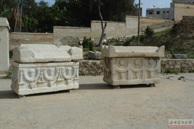罗塞塔石碑就是托勒密王朝时代的遗物