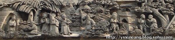 木雕艺术品赏(手机图片)-许翔育博园