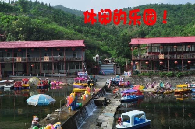 【解放军八一】青山绿水的门牙风景区