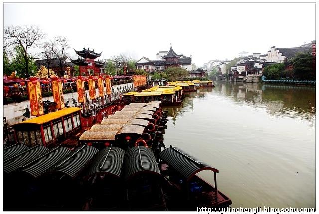 夫子庙秦淮河风景区