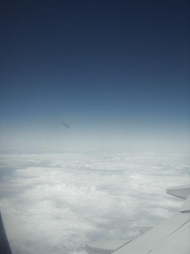 蓝天云海风景竖屏壁纸
