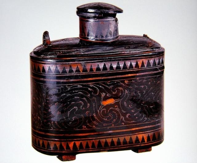 俯视的红酒瓶结构图片