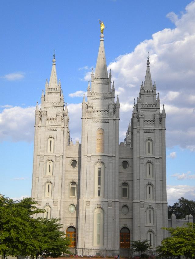 中国摩门教_美国西部十日行之五:盐湖城与摩门教