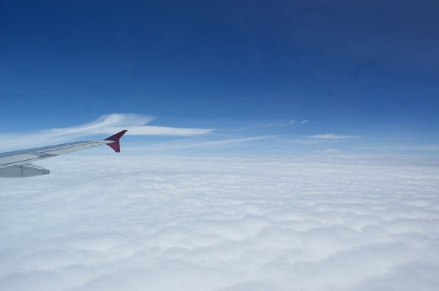 穿云钻雾:航拍长沙至上海